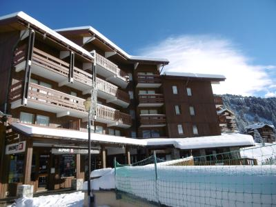 Location au ski Residence Le Plan Du Lac - Mottaret