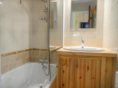 Location au ski Appartement 2 pièces 4 personnes (513) - Residence Le Pralin - Mottaret