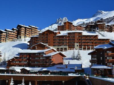 Location au ski Residence Le Pralin - Mottaret