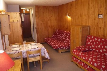 Location au ski Studio 4 personnes (305) - Residence Le Ruitor - Mottaret