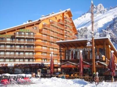 Location au ski Studio 4 personnes (103) - Residence Le Ruitor - Mottaret