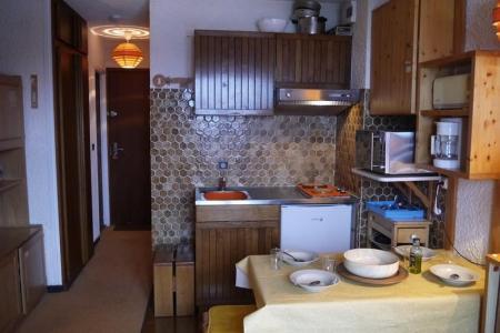 Location au ski Studio 3 personnes (510) - Residence Le Ruitor - Mottaret