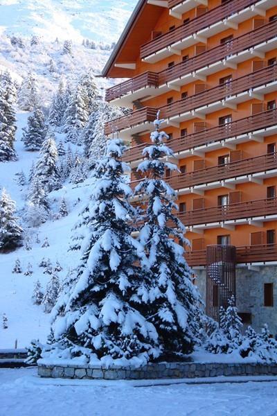 Location au ski Residence Le Ruitor - Mottaret