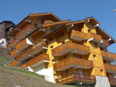 Location au ski Residence Les Ancolies - Mottaret