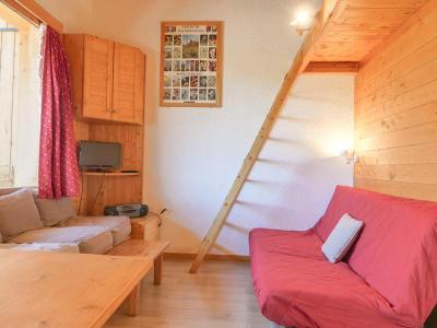Location au ski Studio coin montagne 3 personnes (009) - Residence Les Ancolies - Mottaret