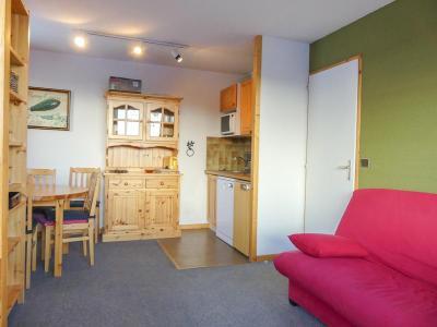 Location au ski Appartement 2 pièces coin montagne 5 personnes (06) - Residence Les Ancolies - Mottaret - Chambre