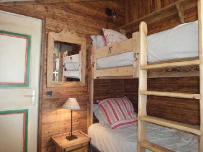Location au ski Appartement duplex 3 pièces 5 personnes (020) - Residence Les Ancolies - Mottaret - Chambre