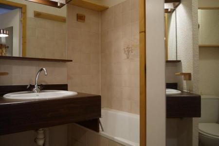Location au ski Appartement 2 pièces 4 personnes (024) - Residence Les Cimes Ii - Mottaret
