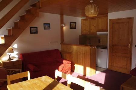 Location au ski Appartement 4 pièces 9 personnes (038) - Residence Les Plattieres - Mottaret