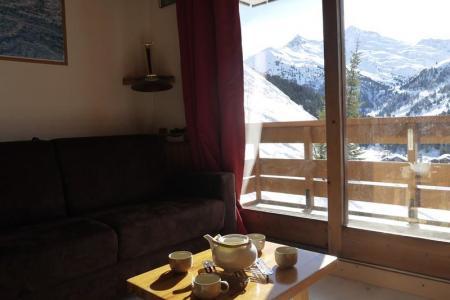 Location au ski Appartement 2 pièces 4 personnes (004) - Residence Les Plattieres - Mottaret