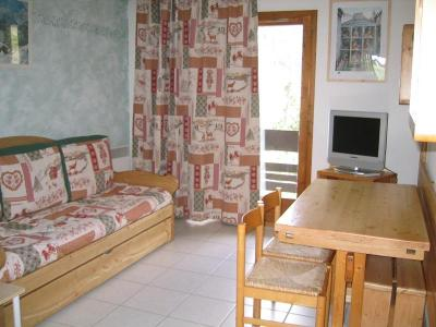 Location au ski Appartement 2 pièces 5 personnes (015) - Residence Les Proveres - Mottaret - Appartement