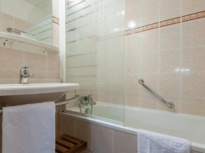 Location au ski Residence Maeva Les Bleuets - Mottaret - Salle de bains