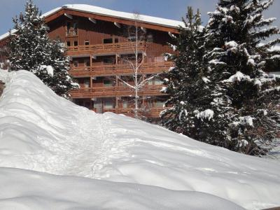 Location au ski Residence Mont Vallon - Mottaret - Extérieur hiver
