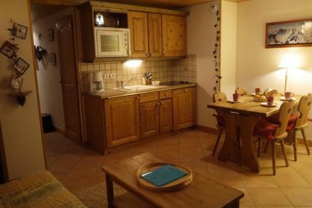 Location au ski Appartement 3 pièces 5 personnes (028) - Residence Moraine - Mottaret