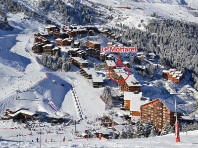 Location au ski Residence Mottaret - Mottaret
