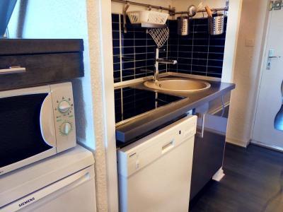 Location au ski Studio duplex 4 personnes (007) - Residence Mottaret - Mottaret - Coin repas