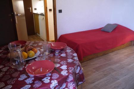 Location au ski Studio 3 personnes (024) - Residence Nantchu - Mottaret