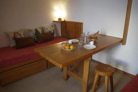 Location au ski Studio 3 personnes (020) - Residence Nantchu - Mottaret