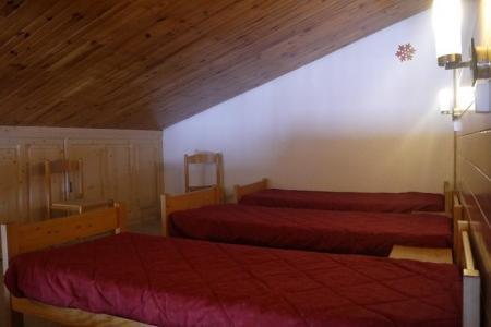Location au ski Appartement 3 pièces cabine 7 personnes (016) - Residence Nantchu - Mottaret
