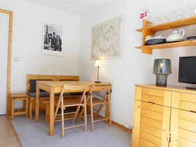 Location au ski Studio cabine 4 personnes (006) - Residence Olympie I - Mottaret - Extérieur hiver