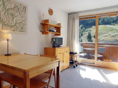 Location au ski Studio cabine 4 personnes (006) - Residence Olympie I - Mottaret - Appartement