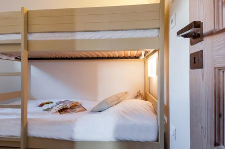 Location au ski Residence P&v Premium Les Crets - Mottaret - Lits superposés