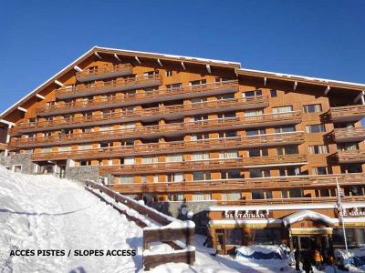 Location au ski Residence Plein Soleil - Mottaret