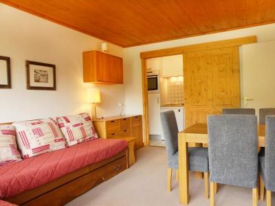 Location au ski Appartement 2 pièces 5 personnes (709) - Residence Plein Soleil - Mottaret