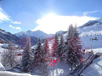 Location au ski Appartement 2 pièces 5 personnes (610) - Residence Plein Soleil - Mottaret