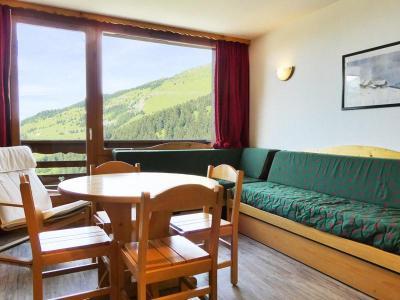 Location au ski Appartement 2 pièces 4 personnes (1214) - Residence Plein Soleil - Mottaret