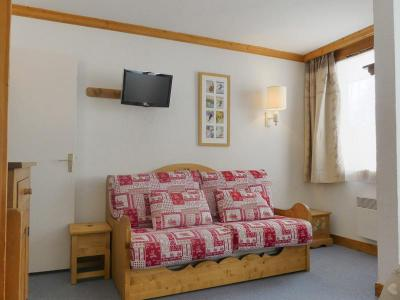 Location au ski Studio 3 personnes (600) - Residence Plein Soleil - Mottaret