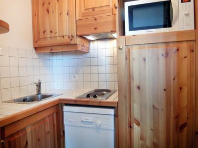 Location au ski Appartement 2 pièces 4 personnes (518) - Residence Plein Soleil - Mottaret - Séjour