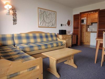 Location au ski Appartement 2 pièces 4 personnes (616) - Residence Plein Soleil - Mottaret - Banquette-lit