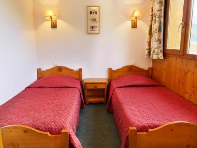 Location au ski Appartement 2 pièces 4 personnes (818) - Residence Plein Soleil - Mottaret - Douche