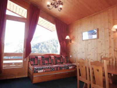 Location au ski Appartement 2 pièces 4 personnes (918) - Residence Plein Soleil - Mottaret - Banquette
