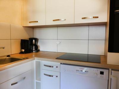 Location au ski Appartement 2 pièces 5 personnes (1003) - Residence Plein Soleil - Mottaret - Lit armoire 2 personnes