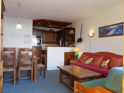 Location au ski Appartement 2 pièces 5 personnes (508) - Residence Plein Soleil - Mottaret - Séjour