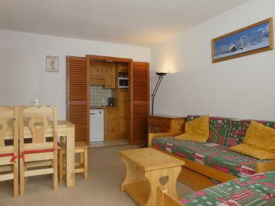 Location au ski Appartement 2 pièces 5 personnes (608) - Residence Plein Soleil - Mottaret - Banquette-lit tiroir