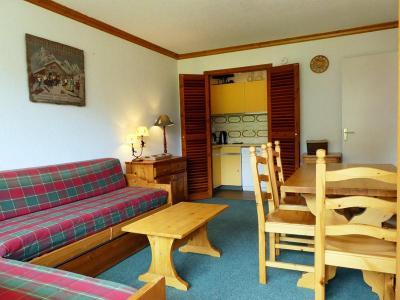 Location au ski Appartement 2 pièces 5 personnes (804) - Residence Plein Soleil - Mottaret - Coin repas