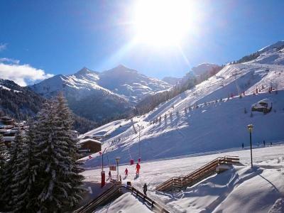 Location au ski Appartement 2 pièces 5 personnes (806) - Residence Plein Soleil - Mottaret - Séjour