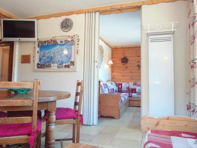 Location au ski Appartement 2 pièces 4 personnes (618) - Residence Plein Soleil - Mottaret - Extérieur hiver