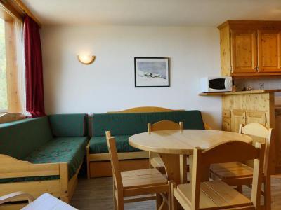 Location au ski Appartement 2 pièces 4 personnes (1214) - Residence Plein Soleil - Mottaret - Extérieur hiver
