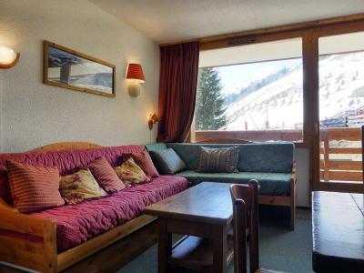Location au ski Appartement 2 pièces 5 personnes (508) - Residence Plein Soleil - Mottaret - Extérieur hiver