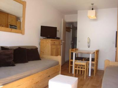 Location au ski Studio 5 personnes (501) - Residence Pralin - Mottaret - Table basse