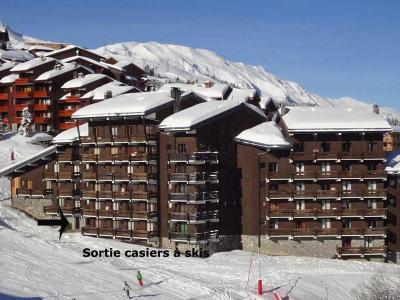 Location au ski Residence Proveres - Mottaret