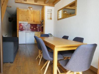 Location au ski Appartement duplex 3 pièces 7 personnes (066) - Residence Proveres - Mottaret