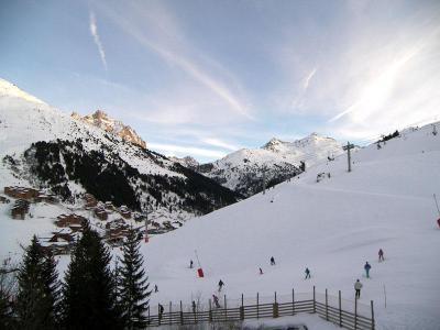 Location au ski Appartement 2 pièces 4 personnes (029) - Residence Proveres - Mottaret