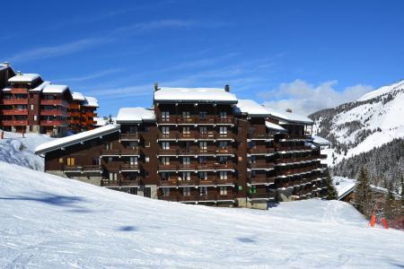 Location au ski Residence Proveres - Mottaret - Extérieur hiver