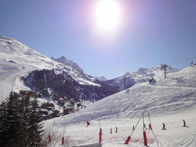 Location au ski Appartement 2 pièces 4 personnes (014) - Residence Proveres - Mottaret