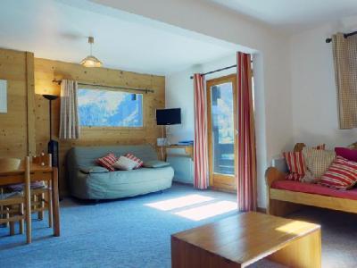 Location au ski Appartement 3 pièces 7 personnes (017) - Residence Proveres - Mottaret - Banquette